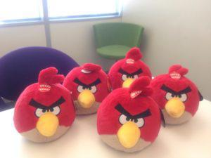 Angry Bird Prizes