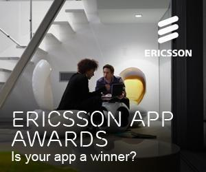 Ericsson Application Awards 2014