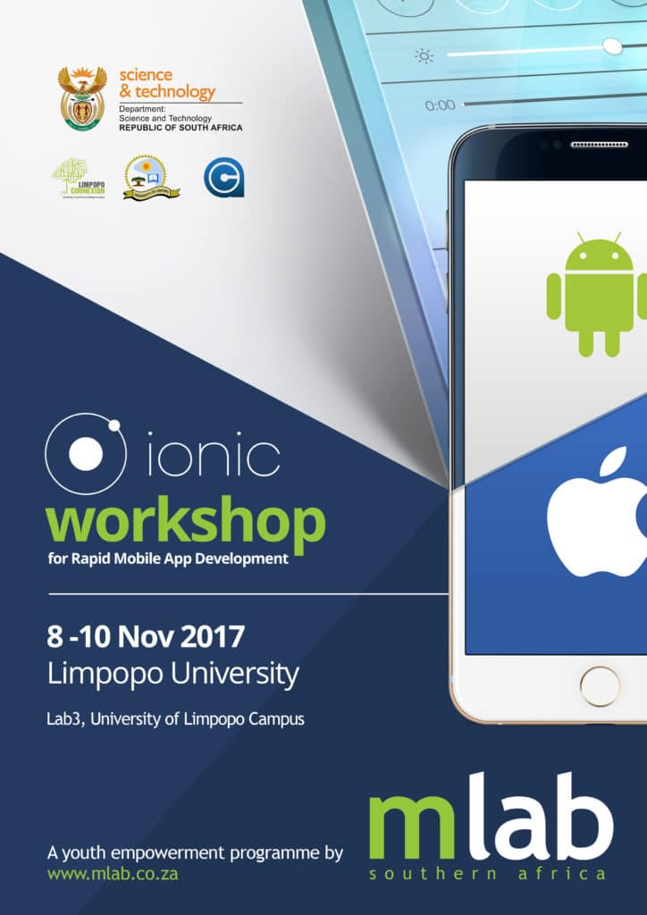 ionic workshop poster